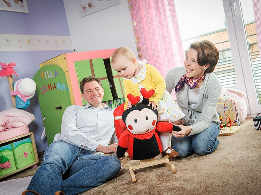 Familienfotografie Konstanz - Familenfotos